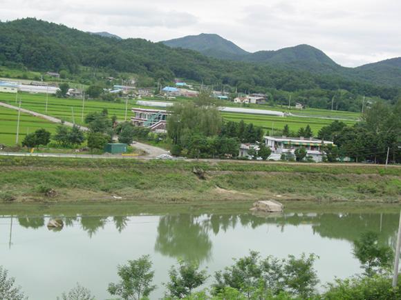 농촌관광체험마을(밤두둑마을)
