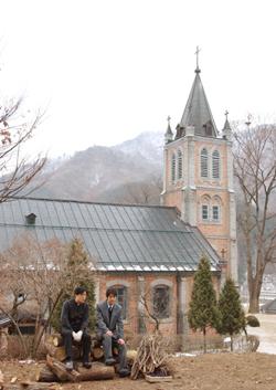 풍수원 성당 (강원도 횡성)
