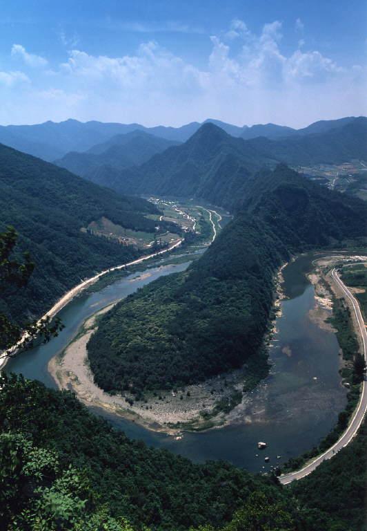 조양강 (정선읍 광하리)